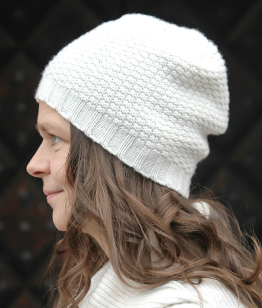 shop poiju beanie finnish fashion sustainable hygge luxurious wool made in finland aurora sofia