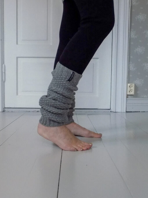 Natural leg warmers